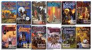 Robert jordan books