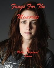 Bella memoir - fangs for the memories
