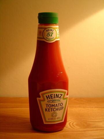 File:Organic Heinz Tomato Ketchup.jpg