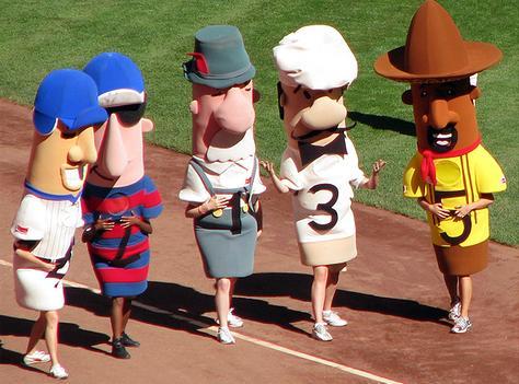 File:Miller Park Sausage Race.jpg