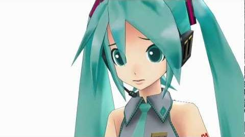 MIKU disappears from youtube