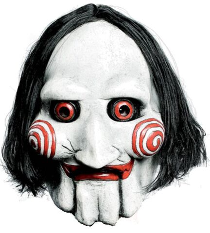 File:Jigsaw puppet saw lizenz film maske movie mask.jpg