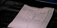 Amanda's Letter