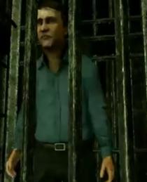 Solomon in the cage