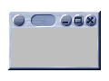 Brushed-metal-blue border