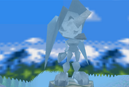SBK2 Linda'sCastle Statue