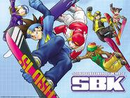 SBK (Snowboard Kids)
