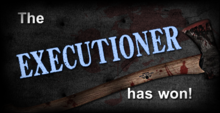 Executioner Win