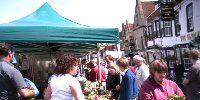 Farmers' market UK