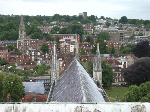 File:Looking west over winchester.jpg