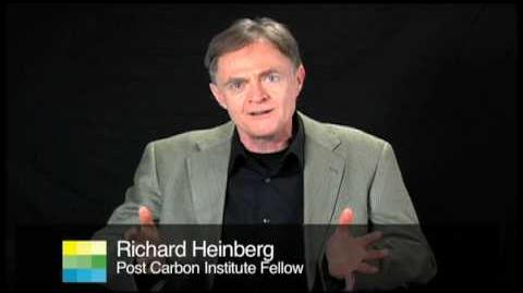 Richard Heinberg Are Enough Americans Facing Reality?