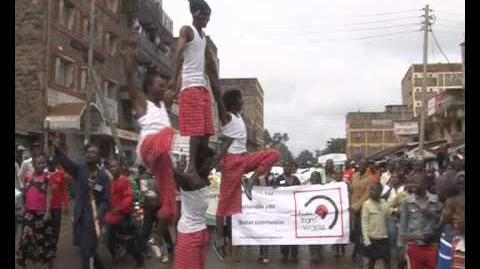 Commemoration of International Volunteer Day at Kariobangi