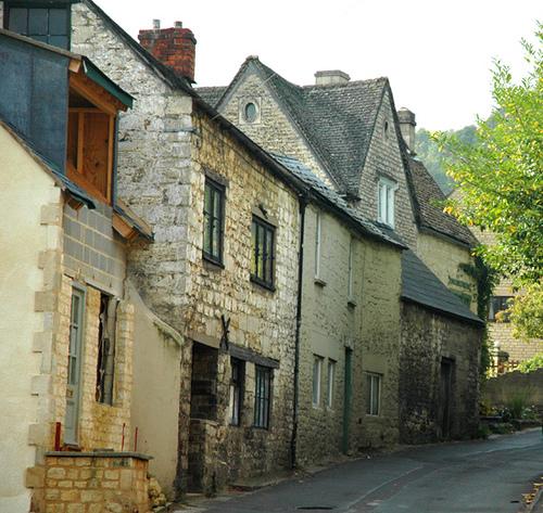File:Butchers Lane, Nailsworth.jpg