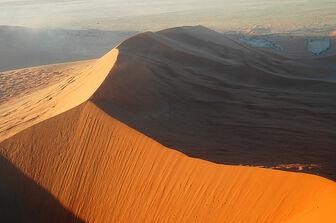 Sandstorm is beginning, now.