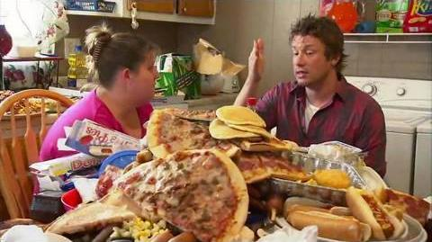 Jamie Oliver's Food Revolution Promo Promo Clip On Air With Ryan Seacrest