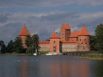 Trakai, Lithuania- Island Castle
