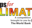 Apps for Climate Competition from The World Bank