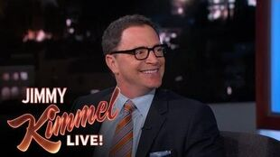 Joshua Malina on his Scandal Pranks