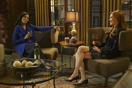 5x20 - Olivia Pope and Abby Whelan 01