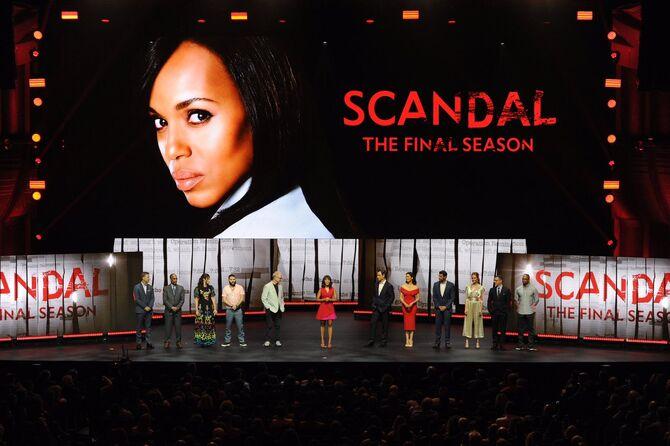 2017 ABC Upfronts (Kerracters) Scandal Cast 03