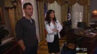 Behind the Scenes of Scandal on Nightline 05 15 13
