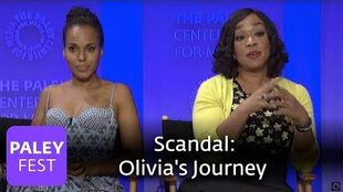 Scandal - Olivia's Journey - PALEYFEST LA 2016