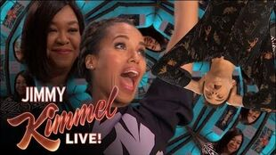 Jimmy's Scandal Dream with Kerry Washington
