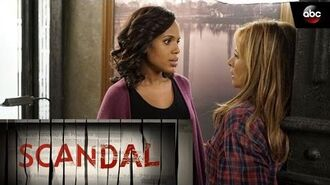 Olivia and Vanessa Argue - Scandal 6x05