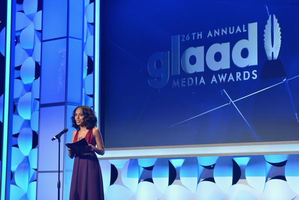 2015 GLAAD Awards - Kerry Award