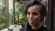 Kerry Washington Talks Scandal