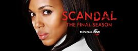 Scandal Season 7 - Fall 2017