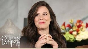 "Katie Lowes Talks About Her BFF on ""Scandal"""