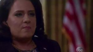 "Scandal 5x14 ""This is the Susan Ross Show."