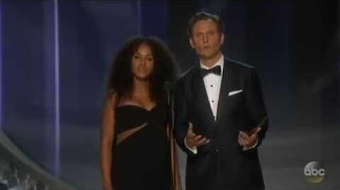 Emmys 2016 - Tony Goldwyn Kerry Washington