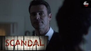Jake Tells Olivia Eli's Election Plan - Scandal