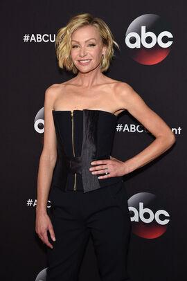 2015 ABC Upfronts - Portia de Rossi 2