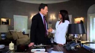Scandal 2x22 White Hat's Back On Season 2 Finale Cyrus Calls Fitz From Ambulance Funny Scene HD