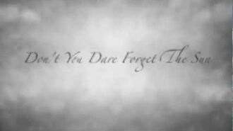 Get Scared - Don't You Dare Forget The Sun LYRICS