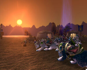 Moonguard in Silithus (5)