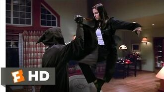 Scary Movie (11 12) Movie CLIP - Kicking the Killer's Ass (2000) HD