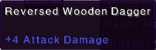 File:Reversed wooden dagger stats.png