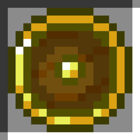 File:Round gold shield icon.png