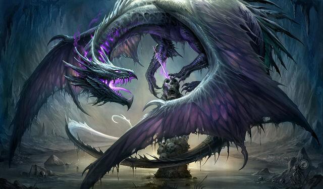 File:Black dragon v2 by sandara-d9jtdg8.jpg