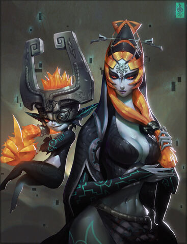File:Midna's two forms.jpg