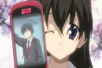 Sekai cellphone charm
