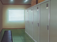 Radish Locker Room
