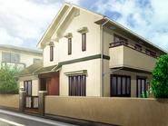 Nagawa House Outside