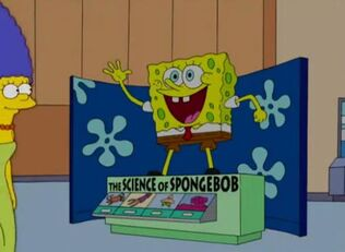 Spongebob museum Simpsons