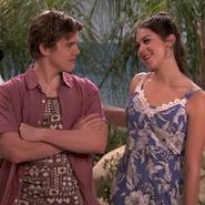 Nickelodeons Summer Camp Special Kira Kosarin And Sean Ryan Fox