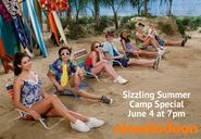 Nickelodeons Summer Camp Special Promotional